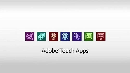 adobe touch