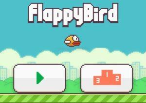 Flappy Bird un juego para móviles muy exitoso