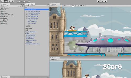 Unity 3D - desarrollo de juegos