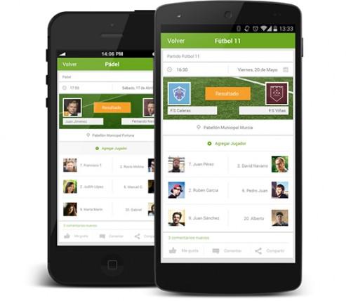 Aplicación miLeyenda desarrollo de aplicaciones móviles
