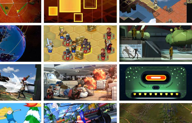 desarrollo de juegos