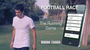 Football Race The Running Game