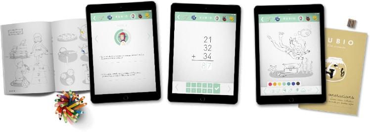 App iCuadernos- Aplicaciones móviles