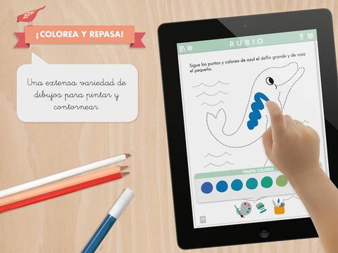 icuadernos rubio aplicaciones móviles educativas