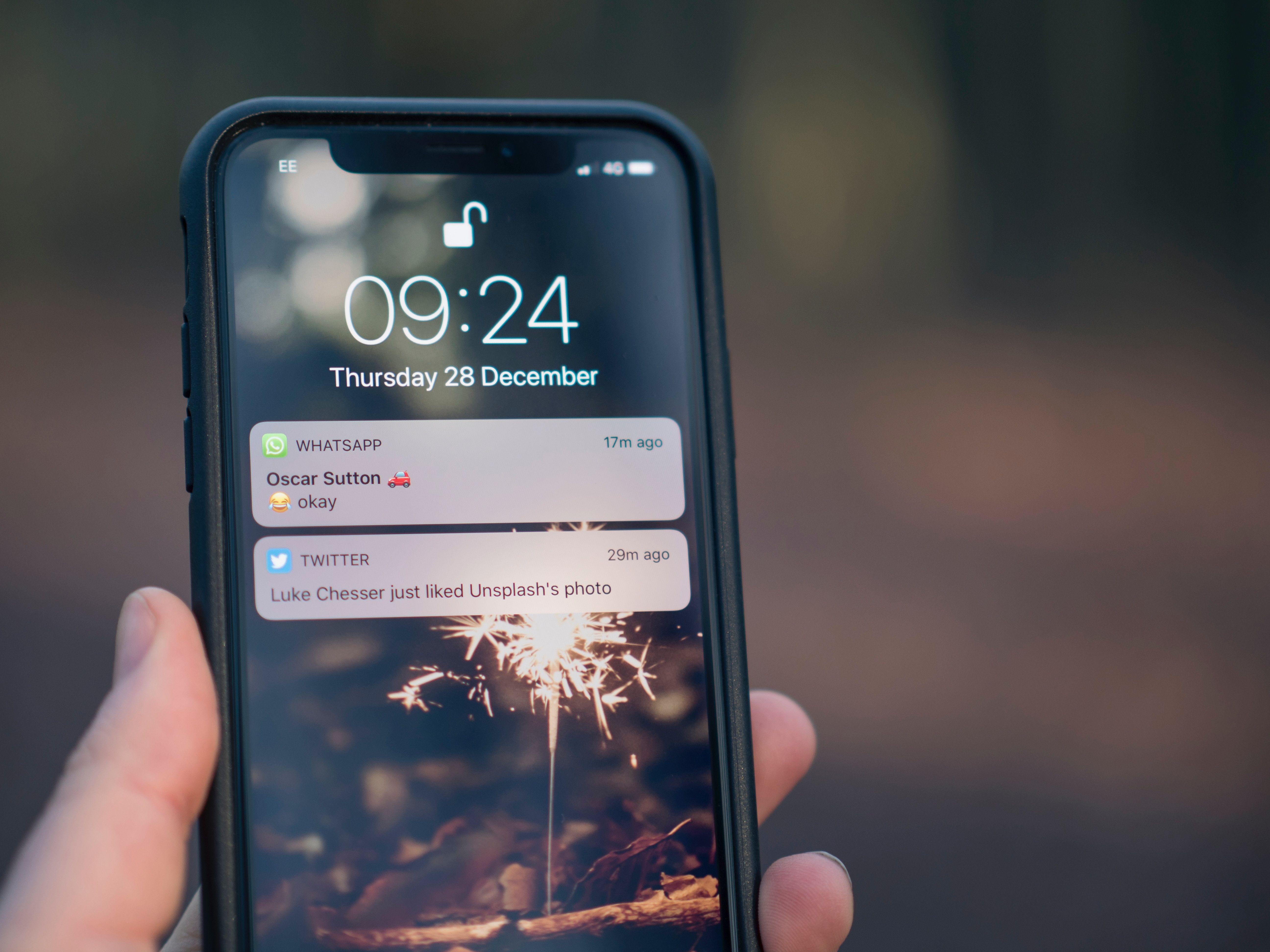 ¿Cómo utilizamos los dispositivos móviles?