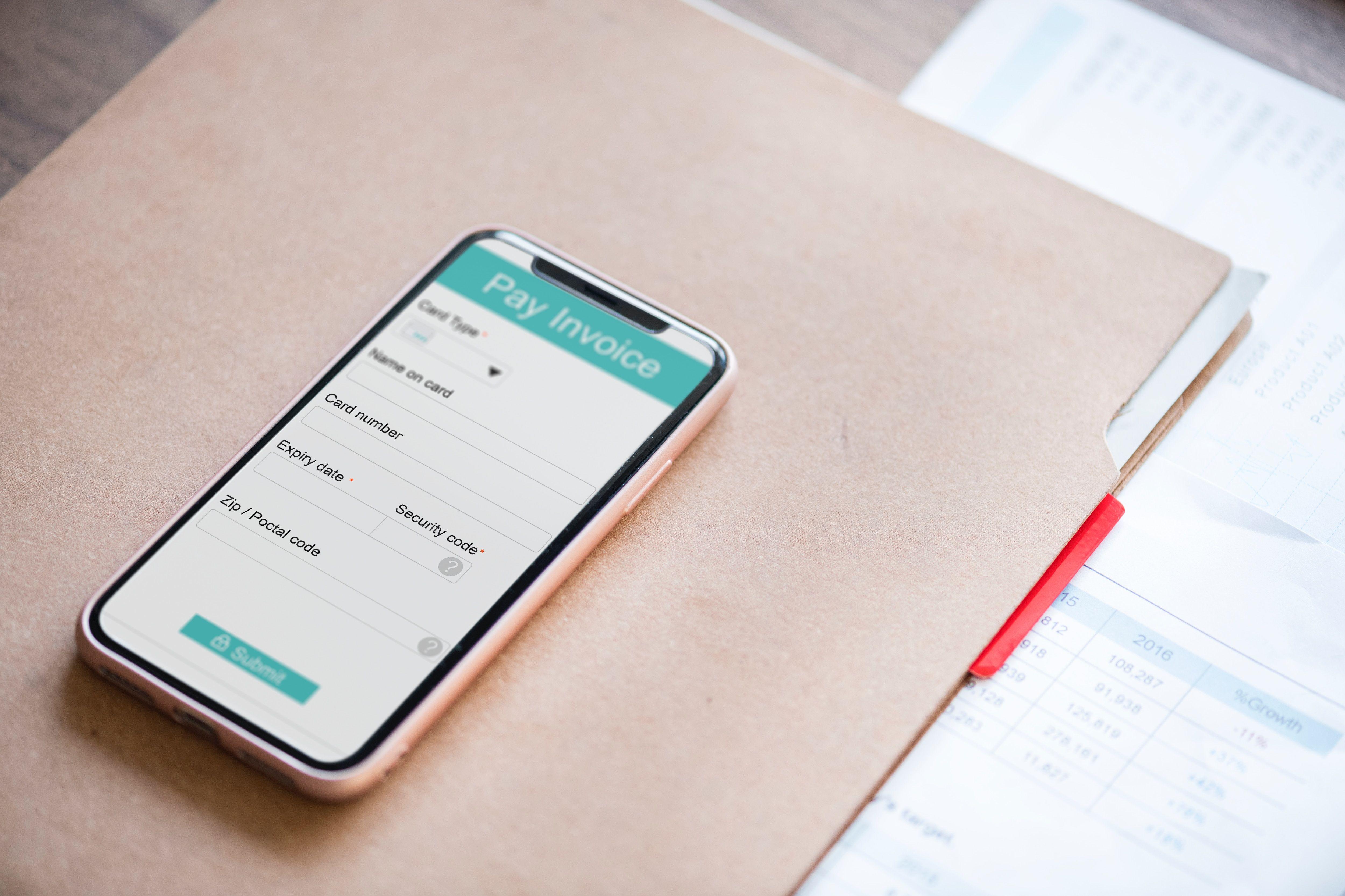 Métodos de pago online en m-commerce y en aplicaciones móviles