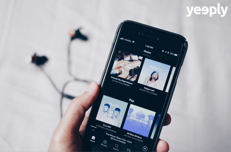 Las 6 TOP aplicaciones móviles de música para tu dispositivo Android