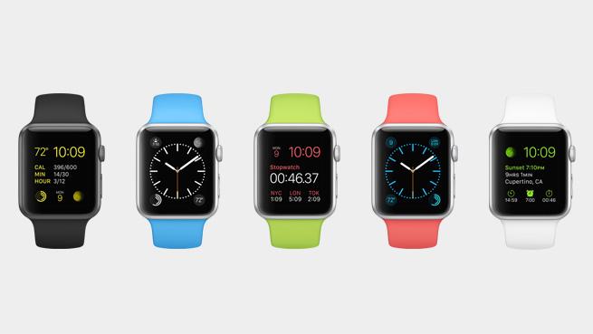 desarrollo de apps para Apple Watch
