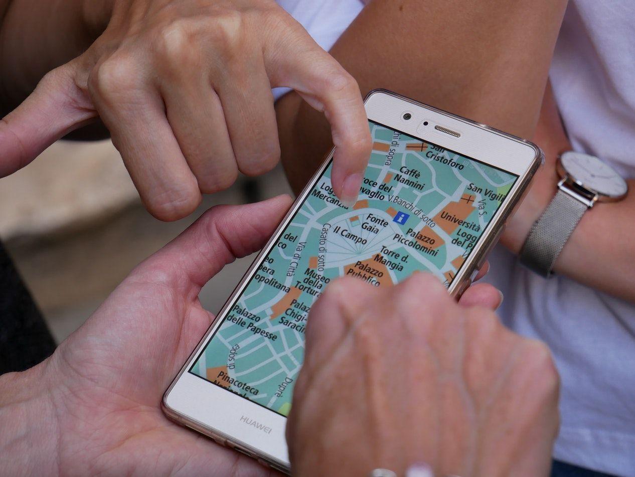 Geolocalización, m-Marketing y desarrollo de aplicaciones móviles