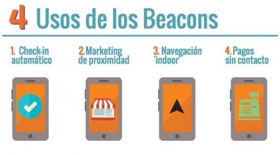crear apps para Beacons