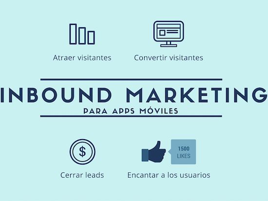 Inbound marketing: promocionar una app