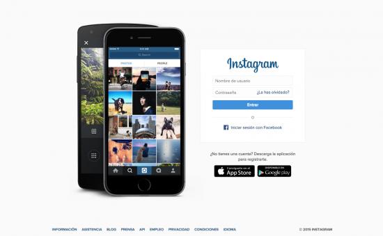 Landing page - promocionar una app
