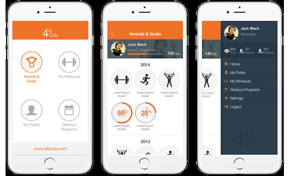 prototype desarrollo de aplicaciones móviles