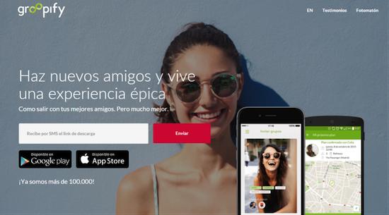 promocionar una app groopify