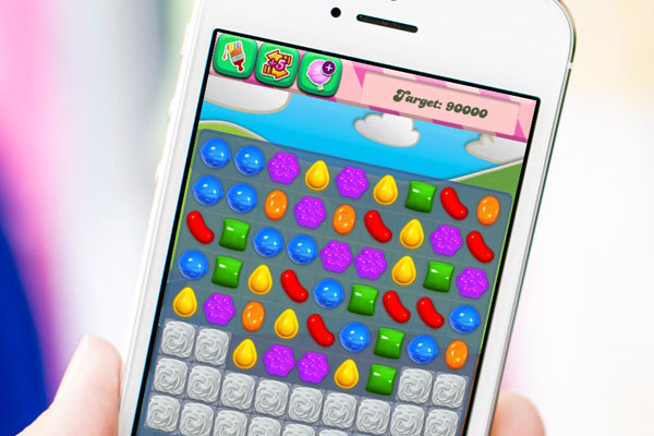 Candy Crush crear juegos