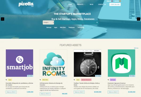 Pivotta y el mercado oculto de los desarrolladores de apps