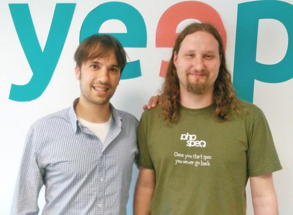 """Jakub Zalas, experto en desarrollo web: """"Mejoramos el rendimiento de los servidores en Yeeply"""""""