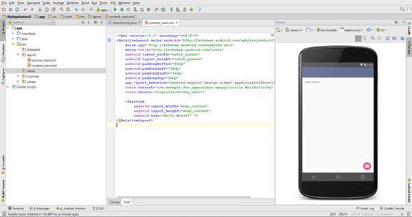 Desarrollador Android Java