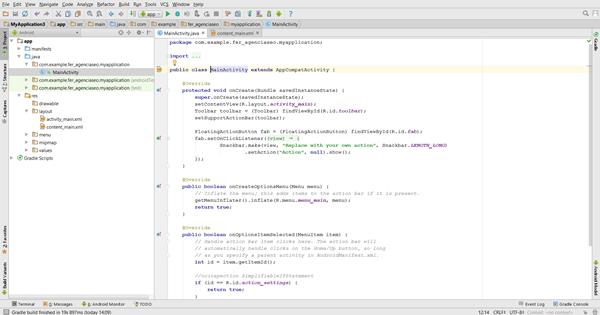 Desarrollador Android XML