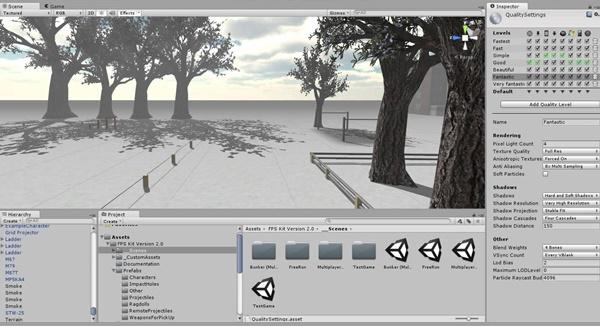 unity 3d crear juegos
