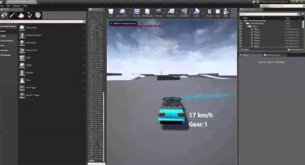 unreal engine crear juegos