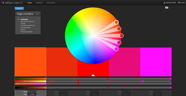 Adobe Kuller Desarrollo Web