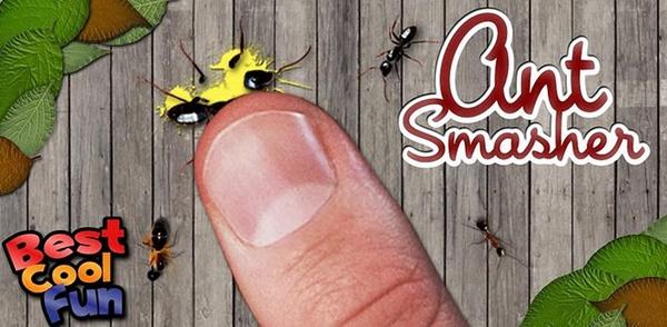 desarrollo de juegos ant smasher
