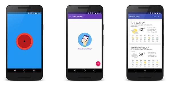 Google le da un empujón importante al desarrollo de aplicaciones web