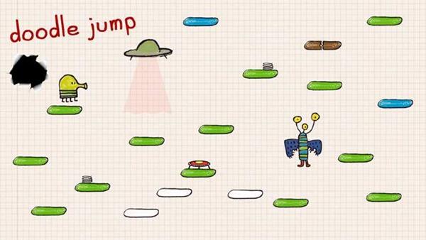 desarrollo de juegos doodle jump