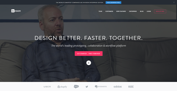 Invision Desarrollo Web