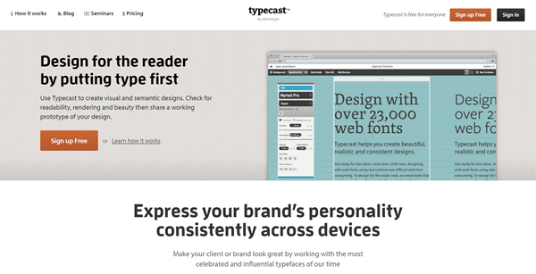 Type Cast Desarrollo Web