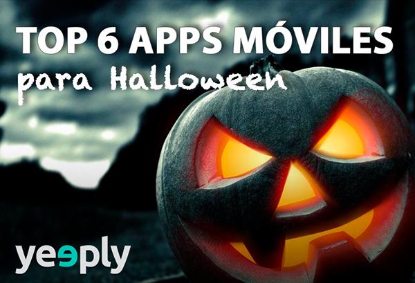 Las 6 aplicaciones móviles terroríficas para este Halloween