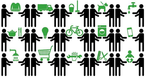 Top 5 aplicaciones móviles basadas en la economía colaborativa