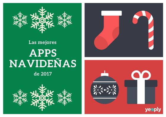 Aplicaciones de Navidad que debes tener en tu smartphone este 2017