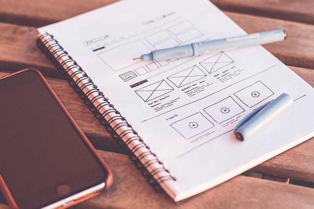 Desarrollo de páginas web en 10 pasos - Mockup