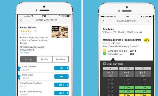 Bucmi - aplicación móvil