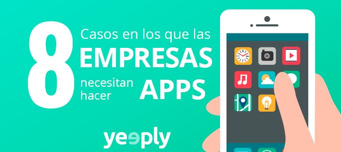 ¿Cuándo necesita una empresa una aplicación móvil?