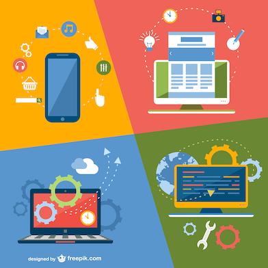 design web app