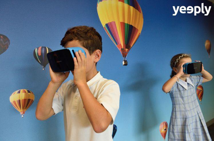 Realidad virtual inmersiva ¿Qué es y cómo aplicarla a las apps?