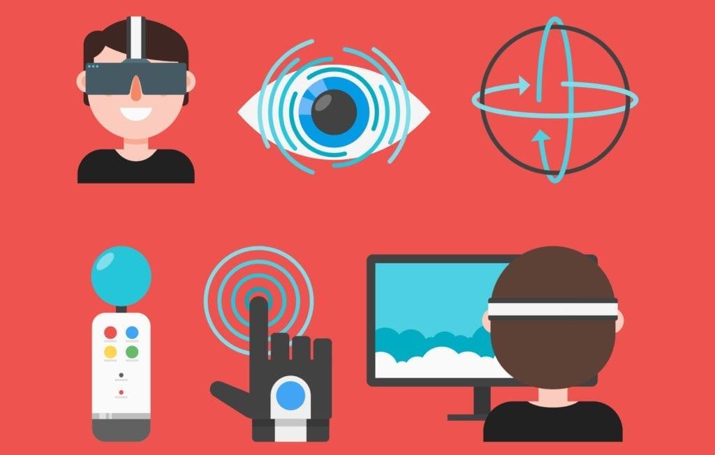 Realidad virtual inmersiva 2