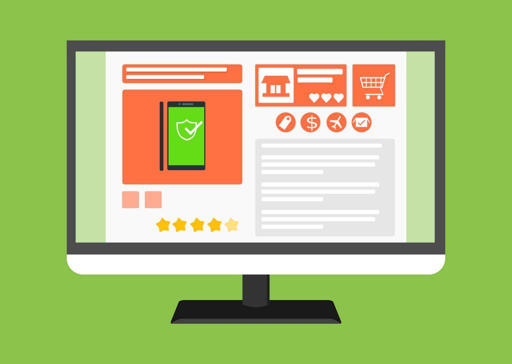 ¿Cómo crear una página web para vender?