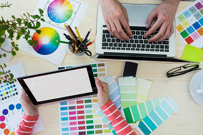 La influencia de los colores en el diseño web | Blog Yeeply