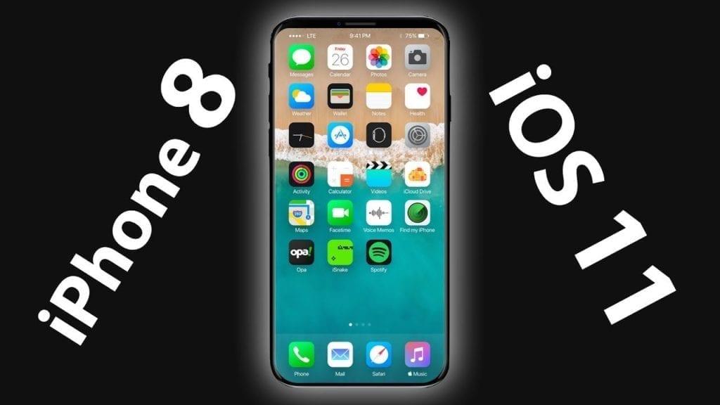 Lanzamiento iOS11