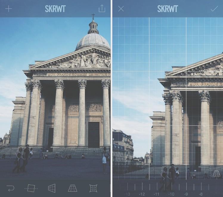 SKRWT app- aplicaciones para drones