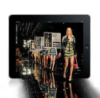 futuro de la moda con la realidad aumentada