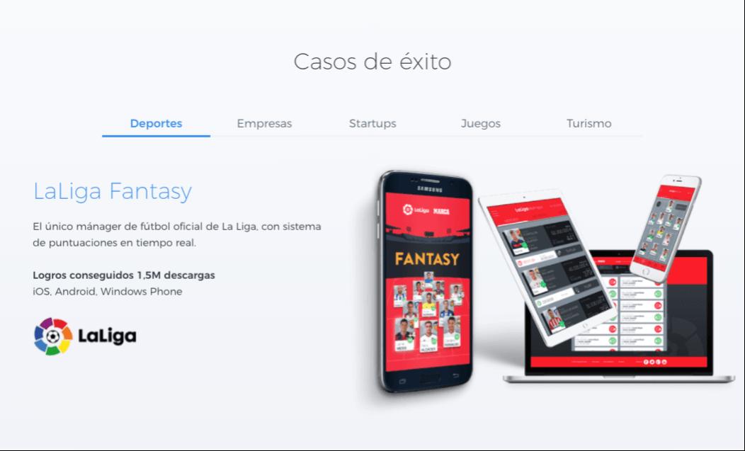 Nueva web ES