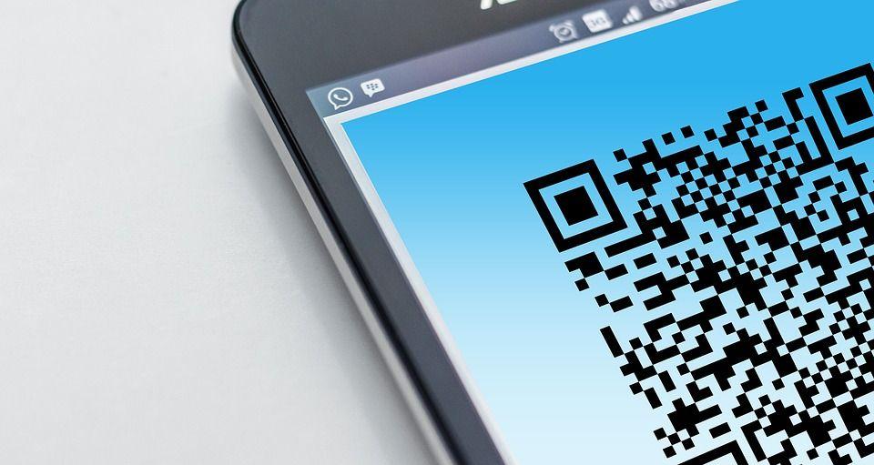 código QR pago móvil