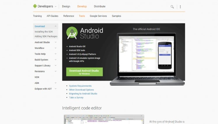 Android Studio - programador android