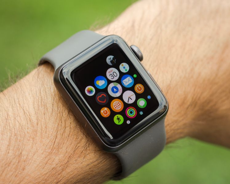 apple watch- aplicaciones para wearables