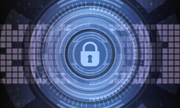 candado y securidad- ciberseguridad